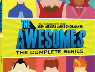 AWESOMES, THE: THE COMPLETE SERIES 27