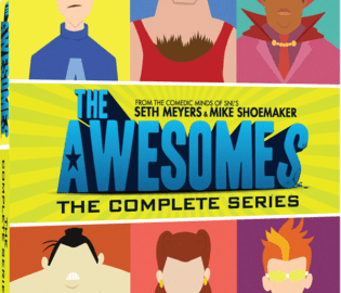 AWESOMES, THE: THE COMPLETE SERIES 52