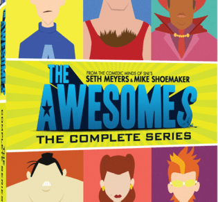 AWESOMES, THE: THE COMPLETE SERIES 9