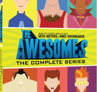 AWESOMES, THE: THE COMPLETE SERIES 19