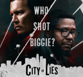 CITY OF LIES lands a new poster! 48