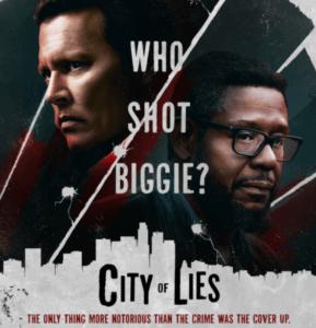 CITY OF LIES lands a new poster! 3