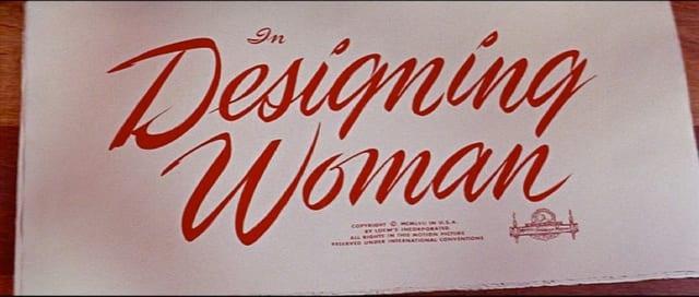 DESIGNING WOMAN 5