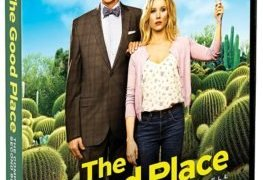 THE GOOD PLACE SEASON 2 hits DVD on July 17th! 5