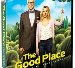 THE GOOD PLACE SEASON 2 hits DVD on July 17th! 11