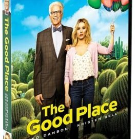 THE GOOD PLACE SEASON 2 hits DVD on July 17th! 43