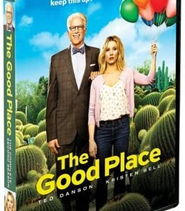 THE GOOD PLACE SEASON 2 hits DVD on July 17th! 7