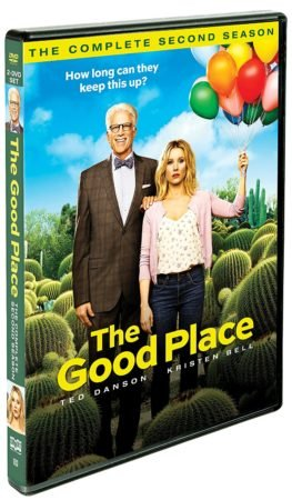 THE GOOD PLACE SEASON 2 hits DVD on July 17th! 3