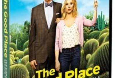 THE GOOD PLACE SEASON 2 hits DVD on July 17th! 9