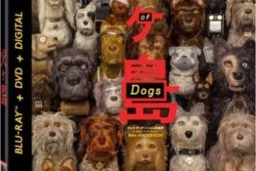 Wes Anderson's Isle of Dogs Arrives on Digital June 26th and Blu-ray™ & DVD July 17th 18