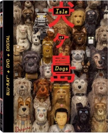 Wes Anderson's Isle of Dogs Arrives on Digital June 26th and Blu-ray™ & DVD July 17th 3