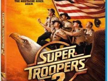 Mustache Meets Mountie as SUPER TROOPERS 2 Arrives on Digital July 3 and Blu-ray & DVD July 17 42