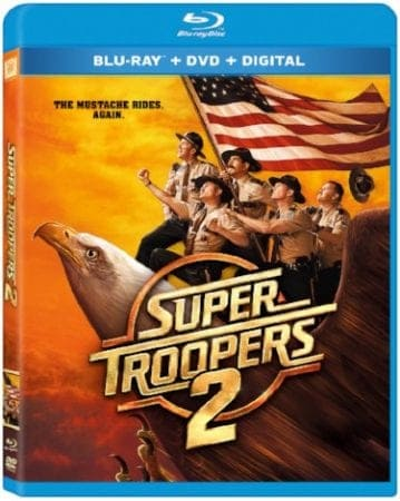 Mustache Meets Mountie as SUPER TROOPERS 2 Arrives on Digital July 3 and Blu-ray & DVD July 17 3