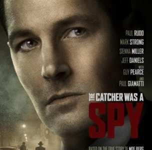 CATCHER WAS A SPY, THE 9