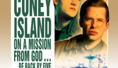 WENT TO CONEY ISLAND ON A MISSION FROM GOD....BE BACK BY FIVE 9