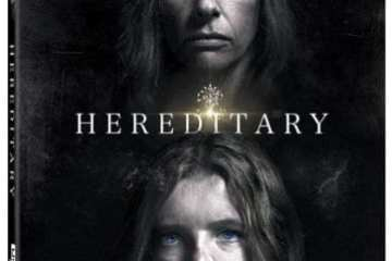 HEREDITARY on 4K, Blu-ray & DVD 9/4 23