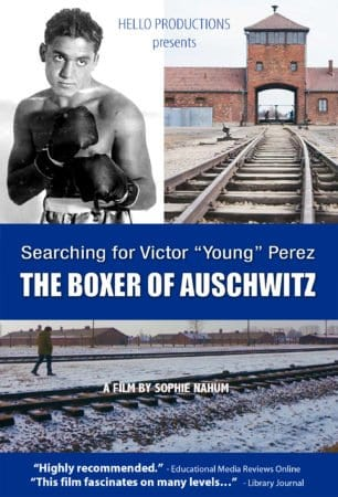 SEARCHING FOR VICTOR 'YOUNG' PEREZ: THE BOXER OF AUSCHWITZ 3