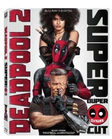 WEEKEND HOME VIDEO ROUNDUP: BOOK CLUB, DEADPOOL 2, BEAST, SHOUT FACTORY at SAN DIEGO COMIC-CON 2018 and more! 1