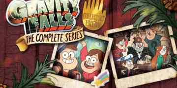 SUNDAY HOME VIDEO NEWS: GRAVITY FALLS, ON THE ROPES, SLEEPLESS IN SEATTLE, HAPPY ENDINGS, MASTERS OF SEX and more! 3
