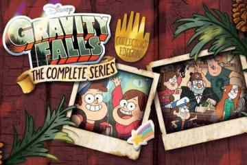 SUNDAY HOME VIDEO NEWS: GRAVITY FALLS, ON THE ROPES, SLEEPLESS IN SEATTLE, HAPPY ENDINGS, MASTERS OF SEX and more! 23