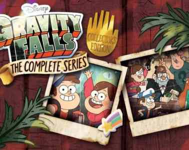 SUNDAY HOME VIDEO NEWS: GRAVITY FALLS, ON THE ROPES, SLEEPLESS IN SEATTLE, HAPPY ENDINGS, MASTERS OF SEX and more! 7