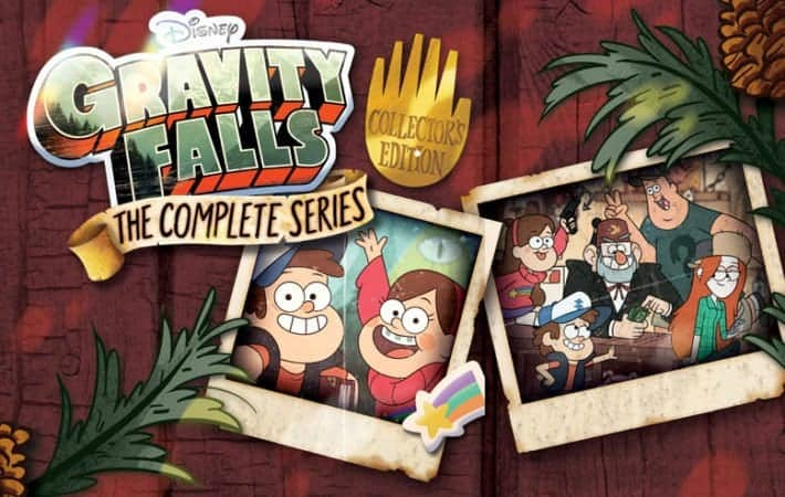 SUNDAY HOME VIDEO NEWS: GRAVITY FALLS, ON THE ROPES, SLEEPLESS IN SEATTLE, HAPPY ENDINGS, MASTERS OF SEX and more! 5
