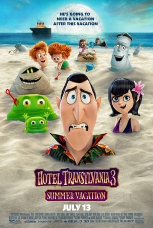 HOTEL TRANSYLVANIA 3: SUMMER VACATION 1