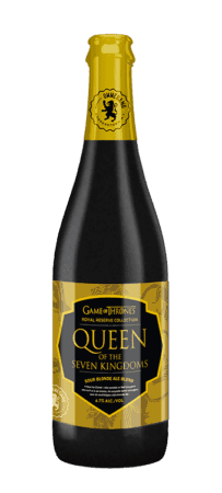 Queen of the Seven Kingdoms, Brewery Ommegang's second beer in Game of Thrones-inspired Royal Reserve Collection 1