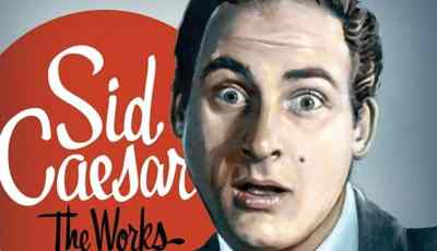 SID CAESAR: THE WORKS 5