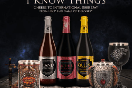 Celebrate International Beer Day with Game of Thrones Beer, Goblets and Steins! 3