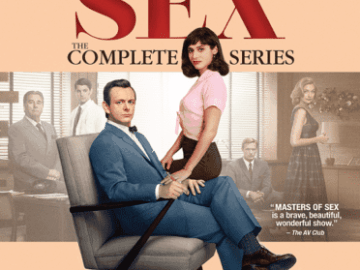 MASTERS OF SEX: THE COMPLETE SERIES 33