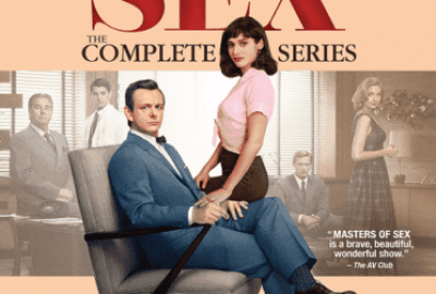 MASTERS OF SEX: THE COMPLETE SERIES 15