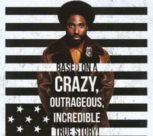 BLACKKKLANSMAN (David's take) 55