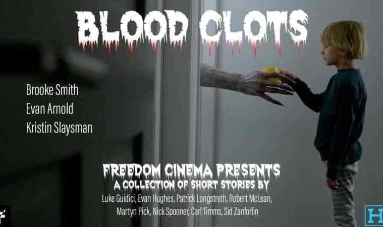 BLOOD CLOTS LANDS A NEW TRAILER 3