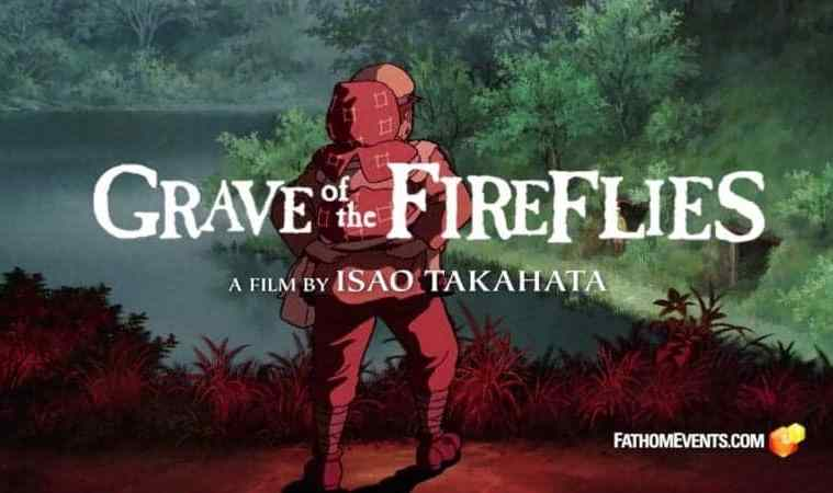 Studio Ghibli Fest 2018 | GKIDS Presents 20th Anniversary Showings of Isao Takahata's 'Grave of The Fireflies' 3