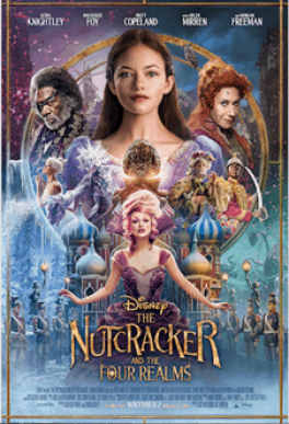 Movie News Weekend Roundup: Perfect Blue, Nutcracker and the Four Realms, Creed II, A.X.L., Movies Anywhere & Microsoft, The Night is Short Walk on Girl 45