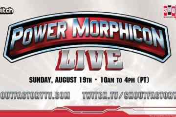 Shout! Factory TV & Twitch to Livestream 'Power Morphicon LIVE' August 19 from the Anaheim Convention Center 7