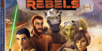 STAR WARS REBELS: THE COMPLETE SEASON FOUR 1