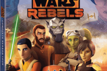 STAR WARS REBELS: THE COMPLETE SEASON FOUR 15