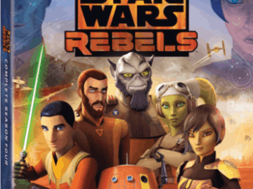 STAR WARS REBELS: THE COMPLETE SEASON FOUR 34