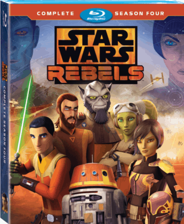 STAR WARS REBELS: THE COMPLETE SEASON FOUR 3
