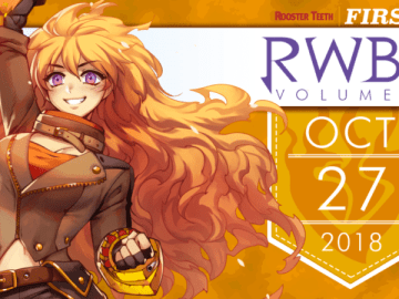 RTX AUSTIN 2018 NEWS ROUNDUP: RWBY VOLUME 6 PREMIERE, RWBY YA SERIES and gen:LOCK voice cast 36