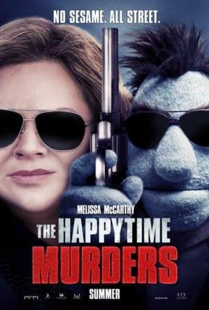 HAPPYTIME MURDERS, THE 3