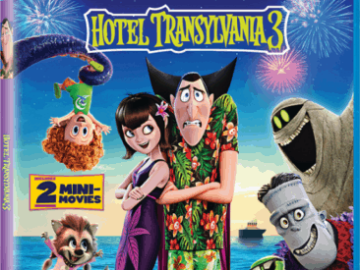 """SPHE's """"Hotel Transylvania 3"""" Arrives on Digital HD Sept. 25 and on Blu-ray Combo Pack and DVD Oct. 9 53"""
