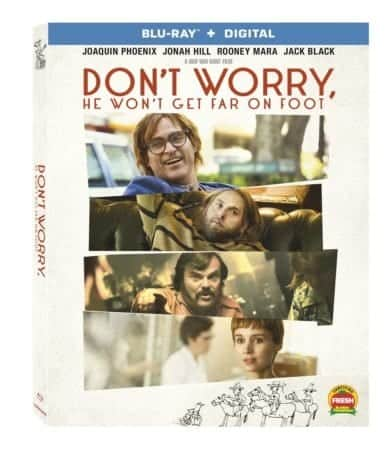 Don't Worry, He Won't Get Far on Foot (2018) 3