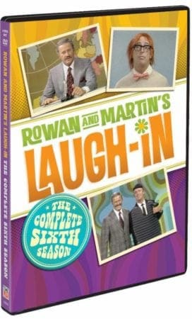 ROWAN AND MARTIN'S LAUGH-IN: THE COMPLETE SIXTH SEASON 1