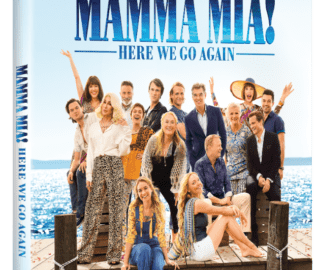MAMMA MIA! HERE WE GO AGAIN Available on Digital 10/9 and 4K Ultra HD, Blu-ray & DVD 10/23 37