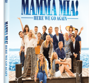 Mamma Mia! Here We Go Again (2018) 3