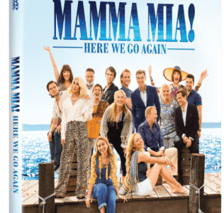 MAMMA MIA! HERE WE GO AGAIN Available on Digital 10/9 and 4K Ultra HD, Blu-ray & DVD 10/23 3