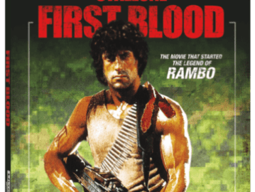 The Rambo Trilogy is coming to 4K from Lionsgate in November! 40